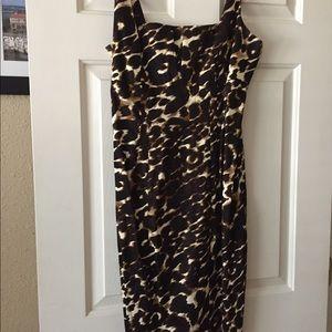 Ck leopard summer dress 🐆